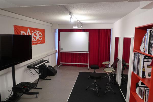 Schlagzeugschule in Frauenfeld